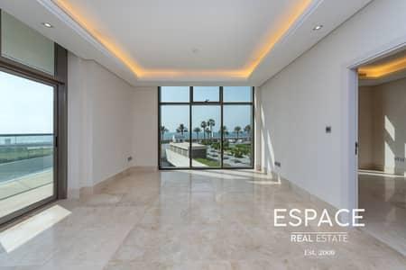 شقة 1 غرفة نوم للبيع في نخلة جميرا، دبي - Sea and Marina Skyline View| Resale | 2 Years Free Service