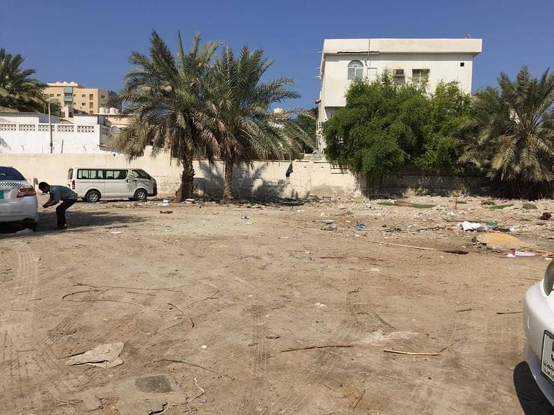PLOT OR LAND FOR SALE IN AJMAN AREA, AL JURF 17 - LAND TYPES COMMERCIAL RESIDENCE