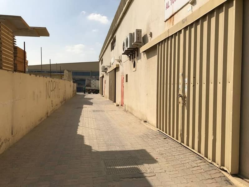 3830 SQFT WAREHOUSE AVAILABLE IN IND AREA NO.6