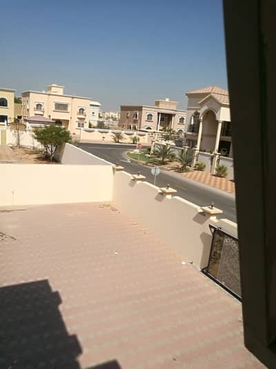 6 Bedroom Villa for Rent in Al Raqaib, Ajman - Villa space is very large and rooms areas large size.