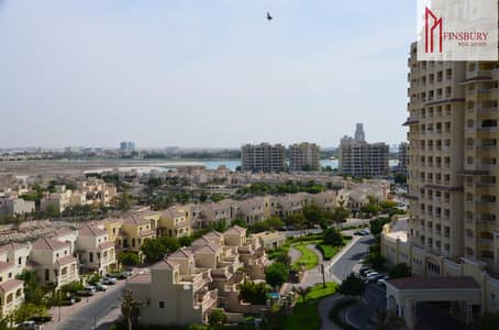 Studio for Rent in Al Hamra Village, Ras Al Khaimah - Spacious Studio | Royal Breeze | Mid Floor | Lagoon View | Flexible Payment