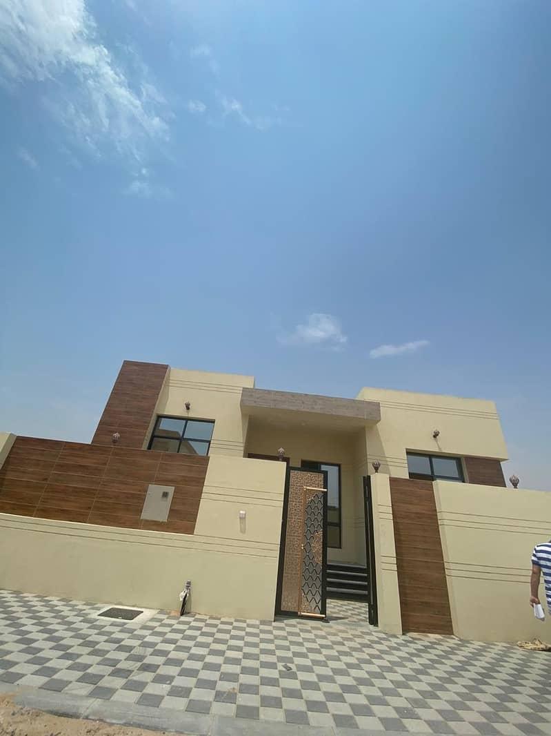 Offer Brand New 3-Bedroom Villa for Sale  + maidroom in AL Helio Ajman
