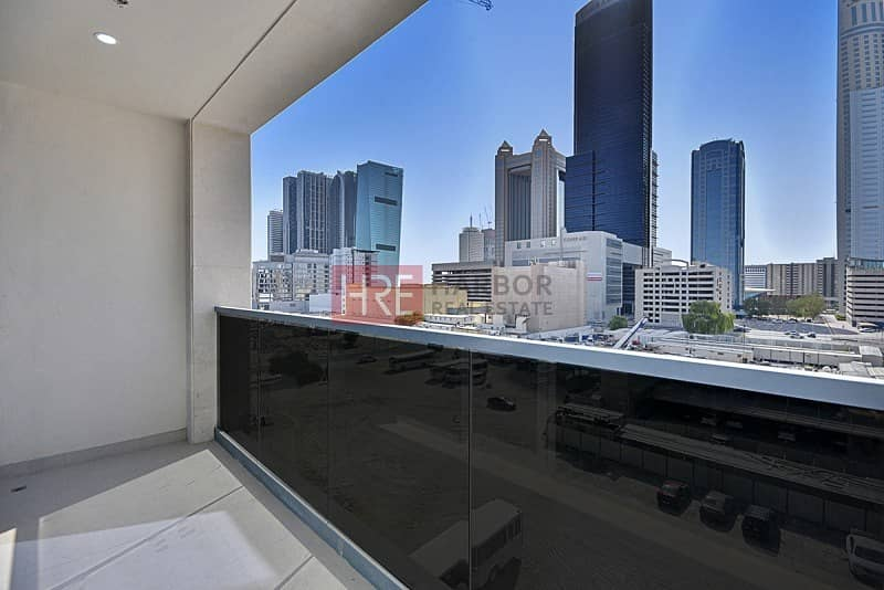 1 Month Free | Brand New 1BR | Sheikh Zayed Road