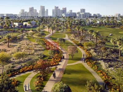 تاون هاوس 3 غرف نوم للبيع في دبي الجنوب، دبي - Emaar Expo Golf Villas | 1% Monthly| 3 Years PH