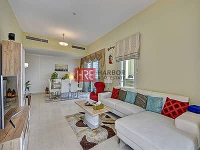 2 Bedroom Apartment for Sale in Dubai Sports City, Dubai - Spacious 2 BR | Golf Course View | Corner Unit