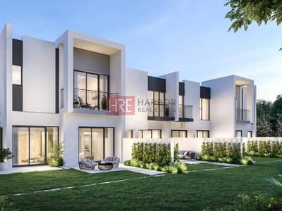4 Bedroom Townhouse for Sale in Dubailand, Dubai - 50% PH Payment 3 Yrs | 50% DLD Waiver | No Comm.