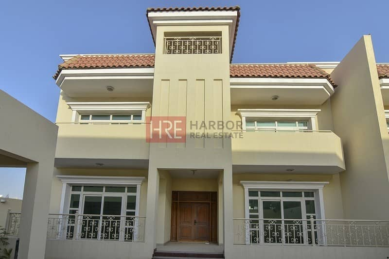 Commercial Villa for Rent | 12 Cheques Payment