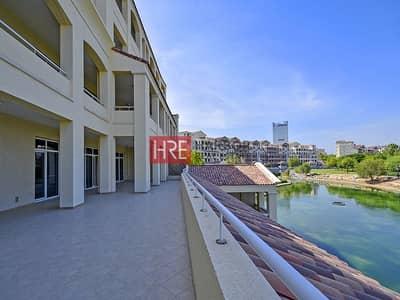 شقة 3 غرف نوم للايجار في موتور سيتي، دبي - Lowest price | Full Lake View | Vacant