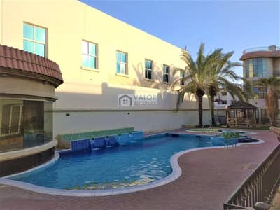 3 Bedroom Villa for Rent in Mirdif, Dubai - Spacious|3BR+M|Unfurnished|Pool and Community View