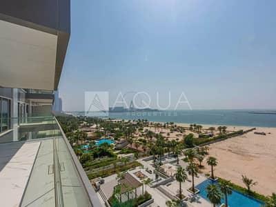 شقة 2 غرفة نوم للايجار في جميرا بيتش ريزيدنس، دبي - New Building  | Luxury living  | Furnished