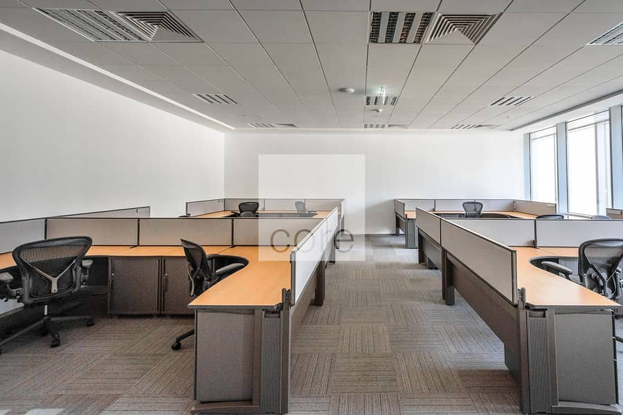 2 Fitted and Furnished Office   Low Floor