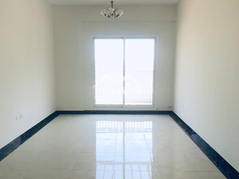 Huge 1BHK | Semi-Closed Kitchen | Neat and Tidy Home