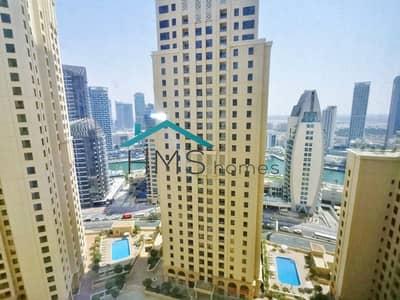 فلیٹ 2 غرفة نوم للايجار في جميرا بيتش ريزيدنس، دبي - 2BR Shams 4 JBR Price Negotiable