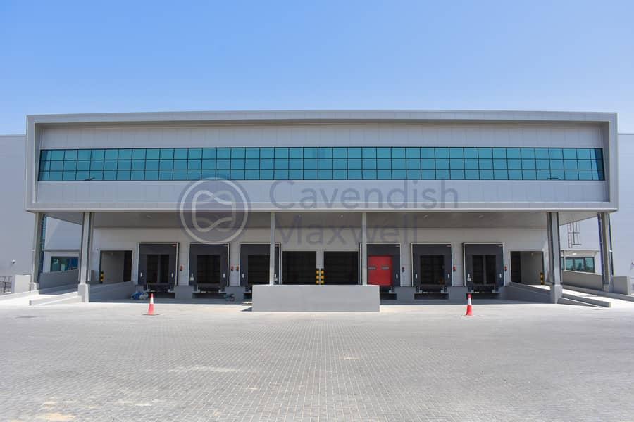 12m Height | Grade A Logistics Warehouse