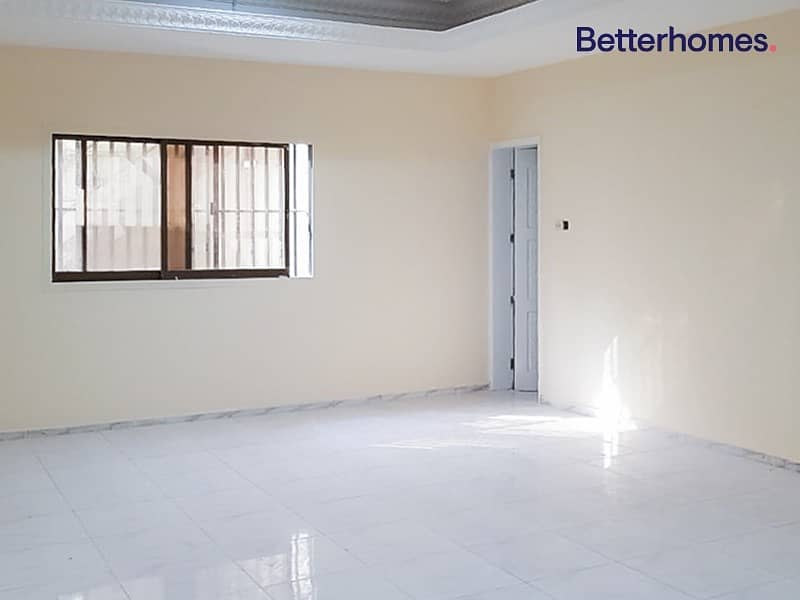 GCC only/One Storey villa/Vacant
