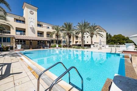 فلیٹ 2 غرفة نوم للايجار في جرين كوميونيتي، دبي - Spacious 2 Bedroom Unit with Garden View