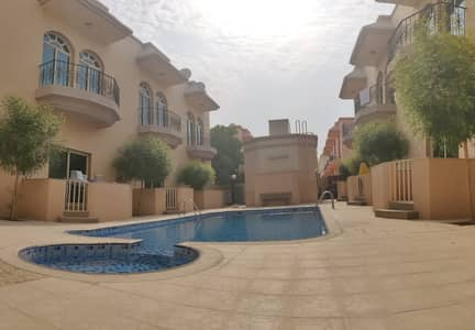 3 Bedroom Villa for Rent in Mirdif, Dubai - Spacious & Well Maintained  |  3 B/R  + Maid Room | Swimming Pool | Semi Independent