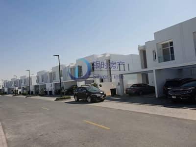 تاون هاوس 3 غرف نوم للايجار في مدن، دبي - Single Row /Middle Unit /For Rent @ Arabella 1