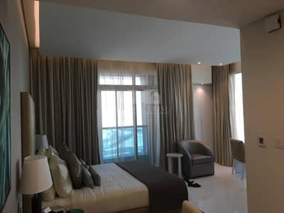 Studio for Rent in Business Bay, Dubai - Modern Furnished Studio with balcony | The Vogue