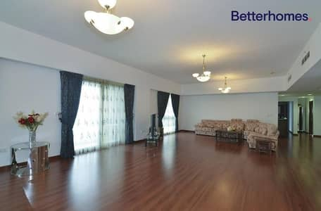 4 Bedroom Flat for Rent in Business Bay, Dubai - Sea View | Furnished | Higher Floor