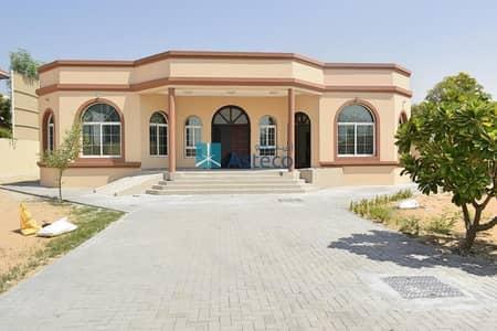 فیلا 3 غرف نوم للايجار في البرشاء، دبي - Single Storey 3 Bed+Majlis+Maid with Huge Garden