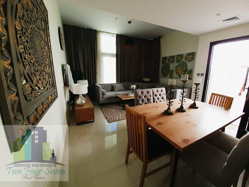 10 BAUTIFUL FURNISHED 3BED+M IN AKOYA OXYGEN