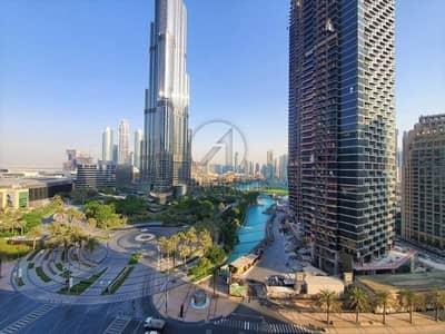 فلیٹ 2 غرفة نوم للبيع في وسط مدينة دبي، دبي - Spacious and Luxurious 2BR in Burj Vista