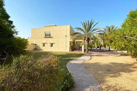4 Bedroom Villa for Sale in The Meadows, Dubai - Unique 4BR Villa | Huge Plot of 13