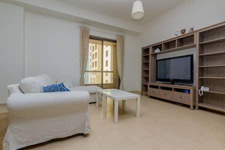 فلیٹ 2 غرفة نوم للايجار في جميرا بيتش ريزيدنس، دبي - شقة في بحر 4 بحر جميرا بيتش ريزيدنس 2 غرف 79000 درهم - 4792731