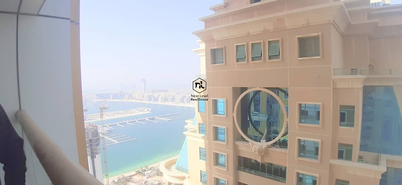 24 READY TO MOVE | 2 BED ROOM | PARTIAL SEA VIEW | HIGH FLOOR | ELITE RESIDENCE | MARINA