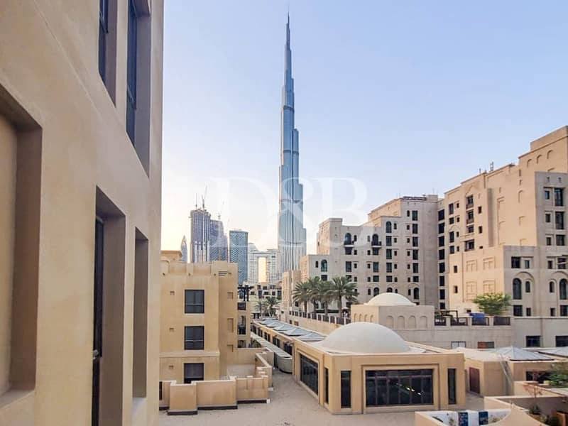 2 UNFURNISHED | WALK IN WARDROBE | BURJ VIEW