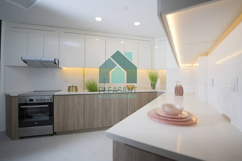 2 Free Hold |5 Years Pyt Plan| 3 Bed Apt | in  Mirdif