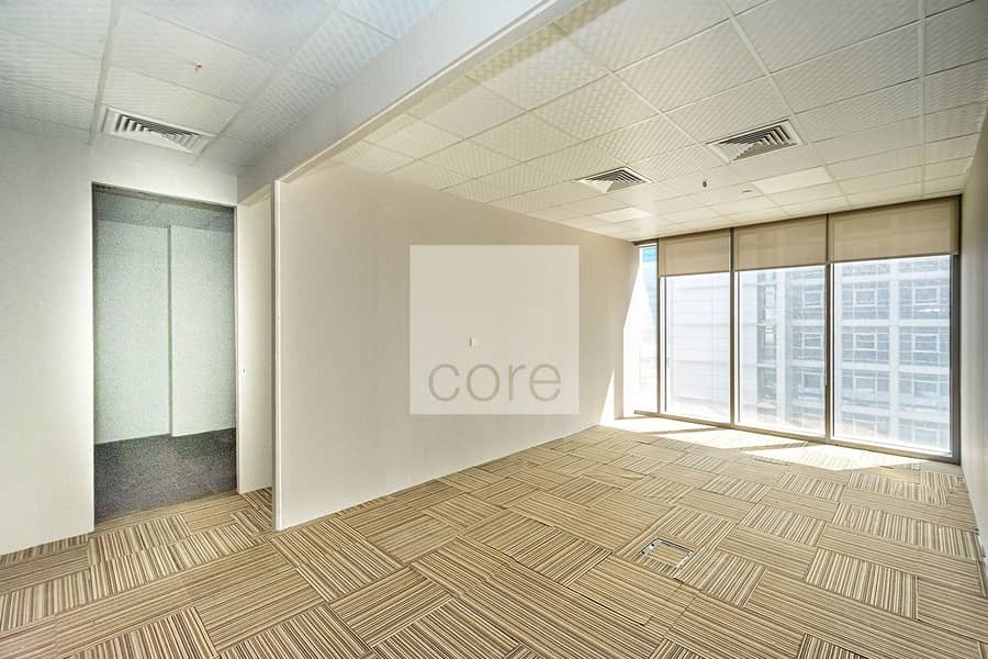 Fitted Office | Vacant | Low Floor | Parking
