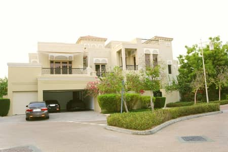 6 Bedroom Villa for Sale in Al Barari, Dubai - Furnished 6 BR villa For sale  in  Al Barari