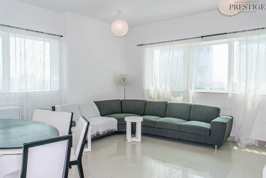 2 Beautiful High floor chiller free 2 bedroom