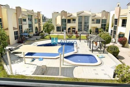 فیلا 3 غرف نوم للايجار في أم سقیم، دبي - Maintained 3 Bed+Maid with Common Pool and Garden