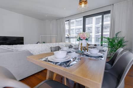 فلیٹ 2 غرفة نوم للايجار في جميرا، دبي - Furnished & Equipped 2BR | Great Views!