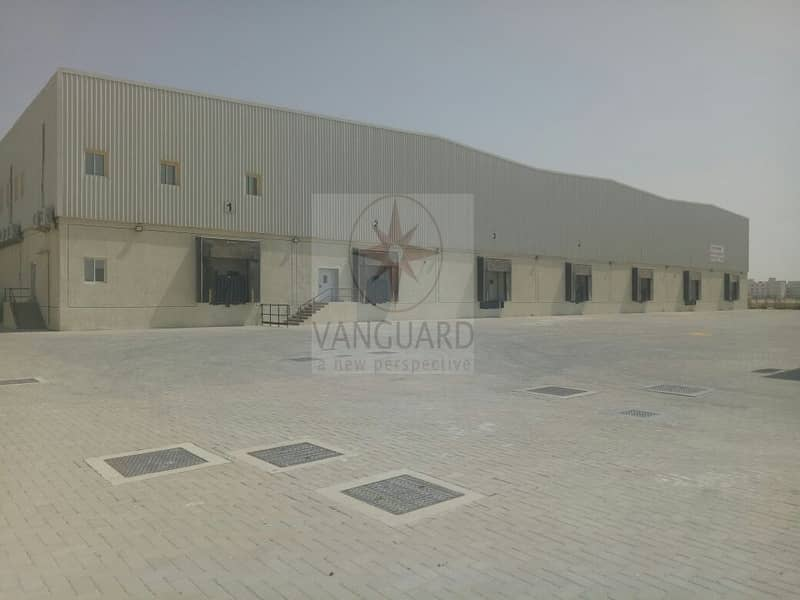 2 Warehouses Compound for SALE