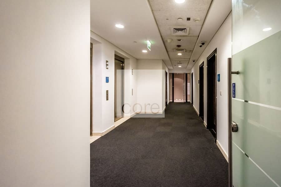 36 Fitted and Furnished Office   Low Floor