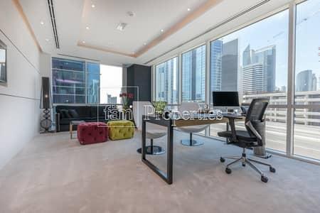 مکتب  للايجار في الخليج التجاري، دبي -  Functional & Furnished: MUST SEE!