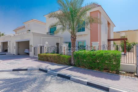 5 Bedroom Villa for Sale in Dubai Sports City, Dubai - Massive Villa for Family Living for Sale