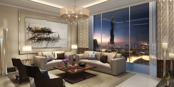 1 Bedroom Hotel Apartment for Sale in Downtown Dubai, Dubai - Hotel Apt | Fountain Views | Downtown