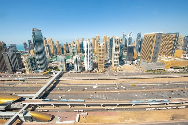 2 Best Priced | 4 Bed Duplex  | High Floor | Close to Metro