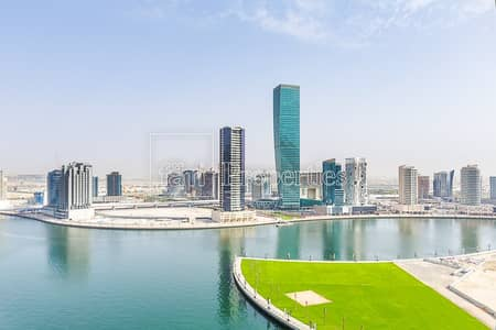 Studio for Sale in Business Bay, Dubai - High Floor | Full Canal View | Rented Studio