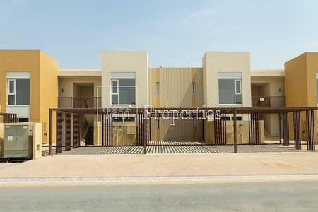 2 Bedroom Townhouse for Rent in Dubai South, Dubai - Corner Unit I Park views I Brand New