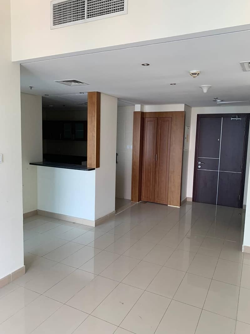 HOT DEAL !SPACIOUS CLEAN ! SPECTACULAR LAKE VIEW, 1 BHK WITH BALCONY, FREE IN HOUSE MAINTENANCE