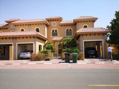 3 Bedroom Townhouse for Sale in Dubailand, Dubai - Big Plot Andalusia Style 3 Bedroom Townhouse