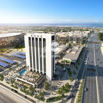 Hotel Apartment for Sale in Jumeirah, Dubai - Great Investment I Serviced Apt. @ Rove City Walk