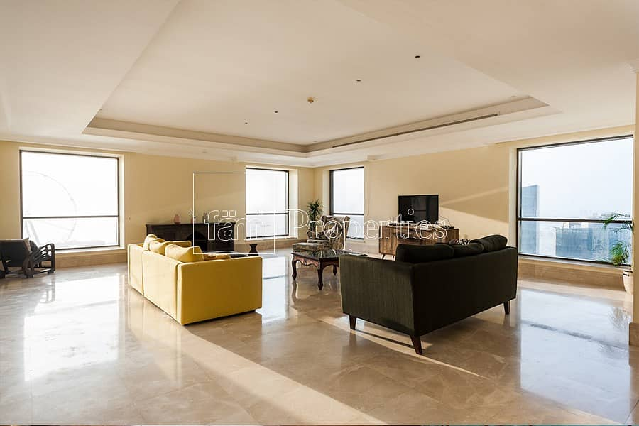 2 4BR Penthouse w/ Amazing Sea & Ain View!