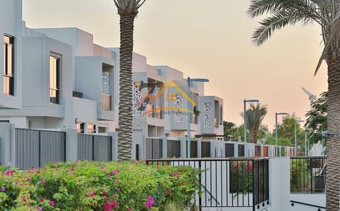 3 Bedroom Townhouse for Sale in Town Square, Dubai - BRAND NEW 3BR+MAID TOWNHOUSES at NSHAMA